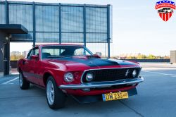 Mustang Fastback MACH1