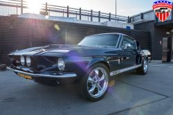 Mustang GT350 Tribute Fastback